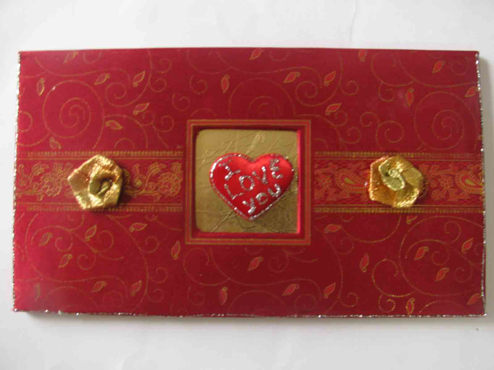 Ethnic Love Card in Valentine Cards