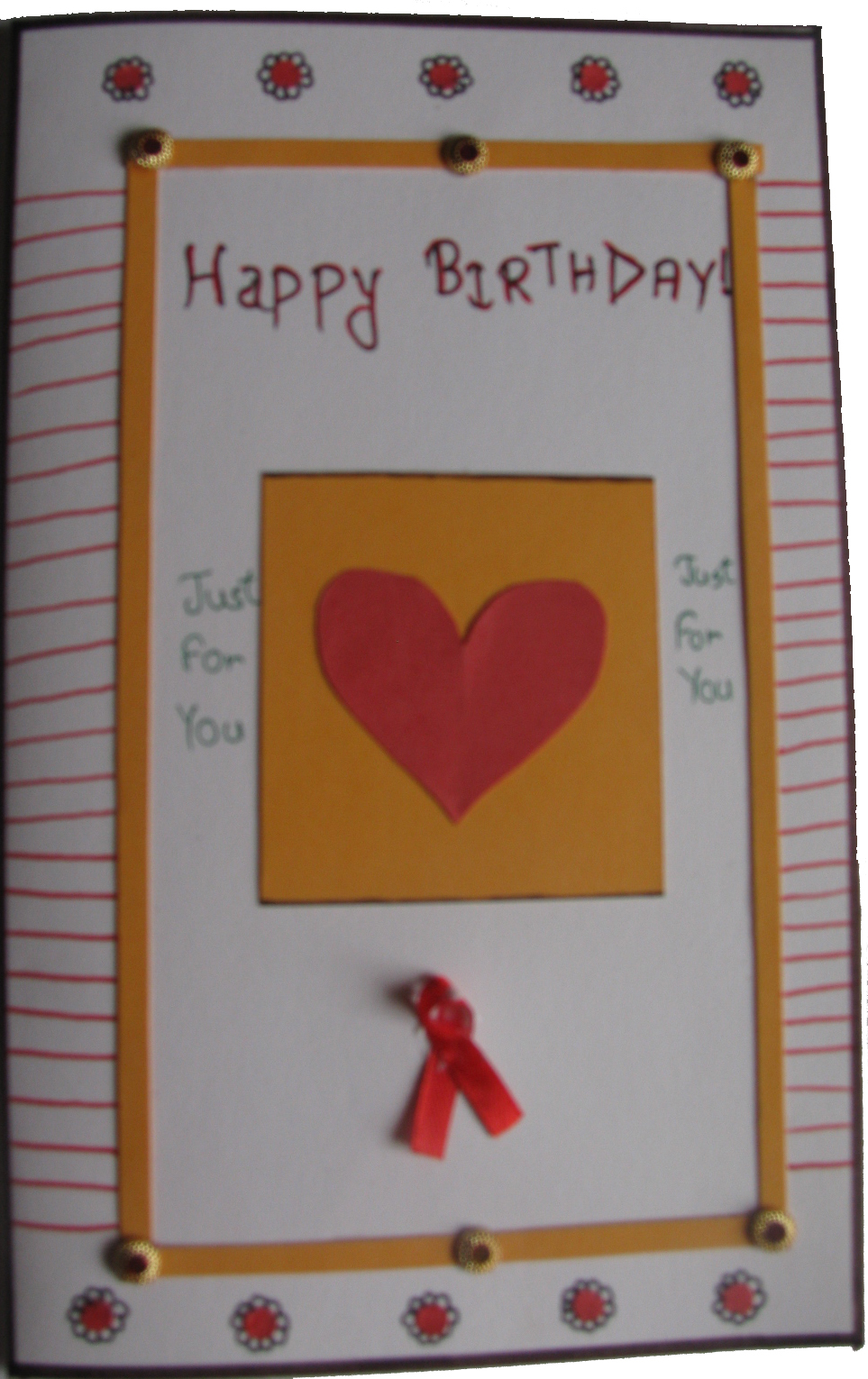 An Ethinic Love Birthday card in For Father