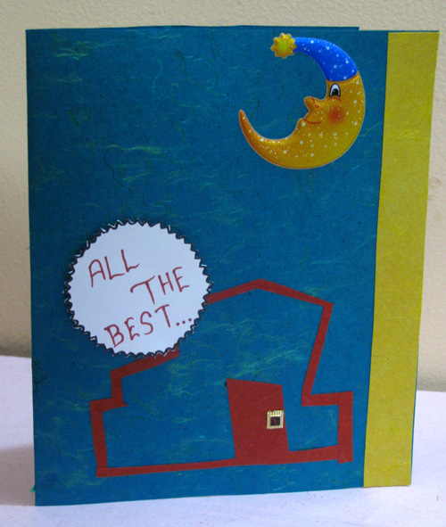 All The Best Card in For Kids