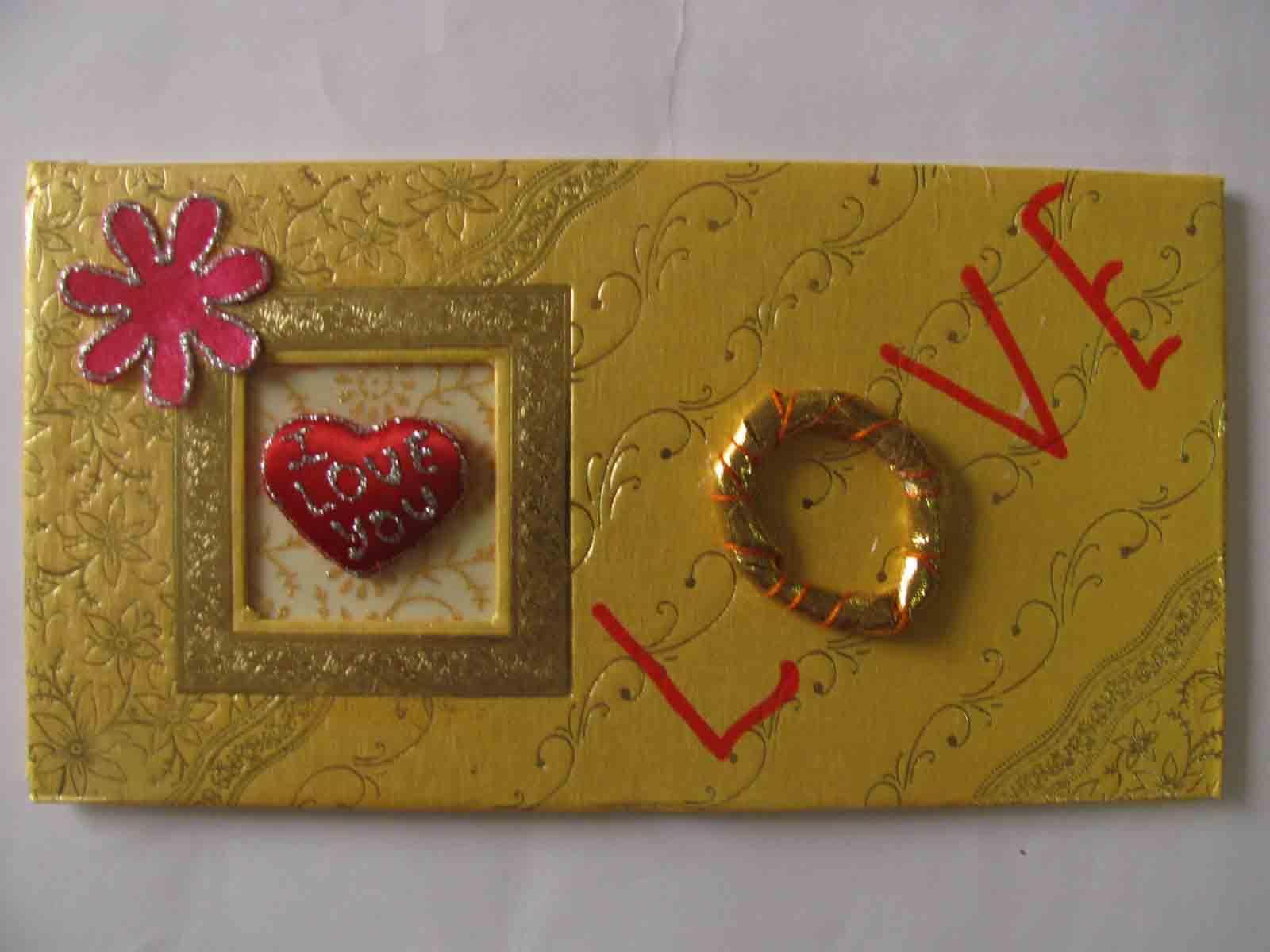 LOVE CARD in Valentine Cards