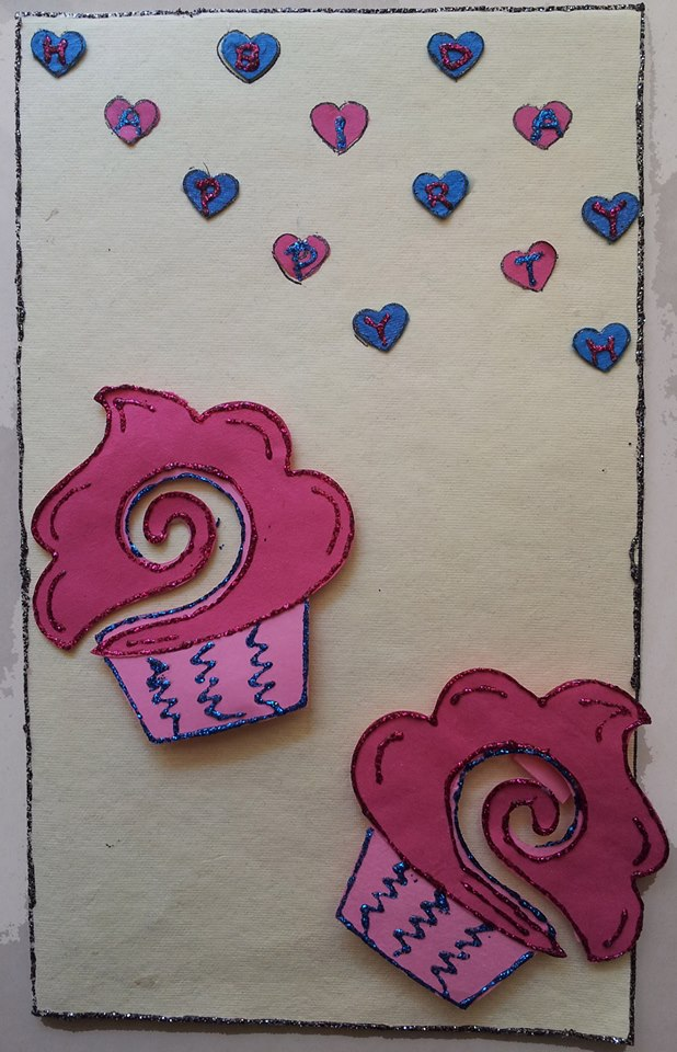 Love is in the air in Birthday Cards For Him