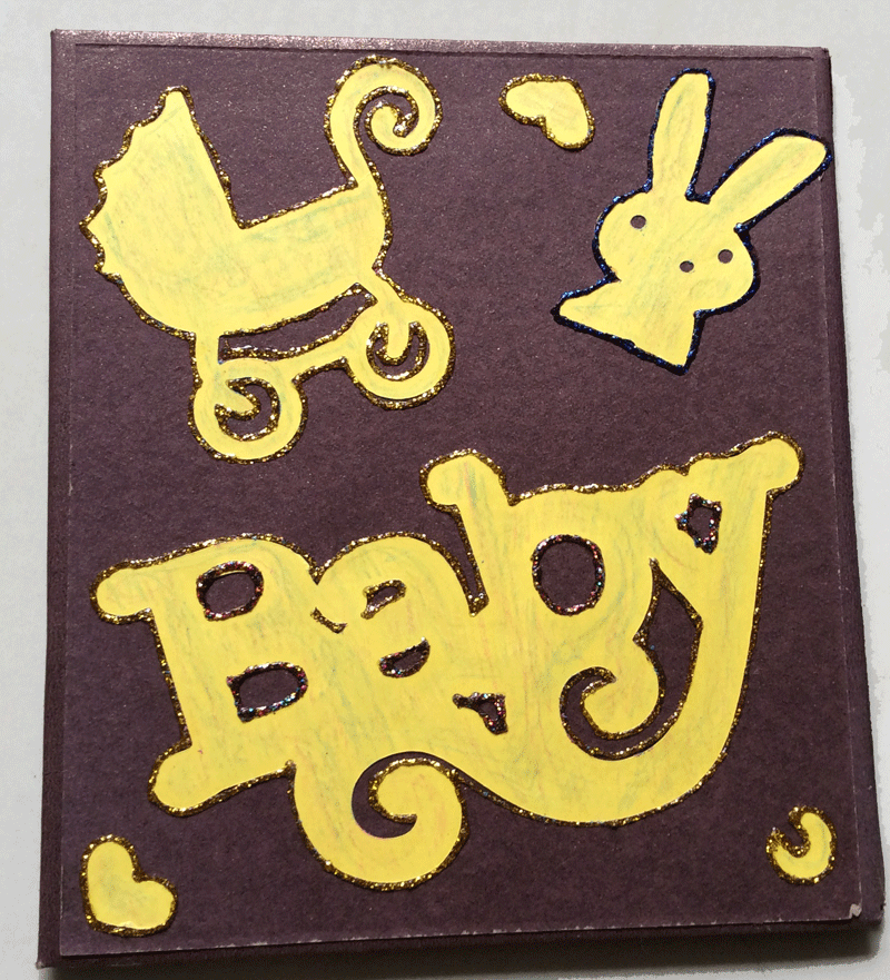 Handmade-Card-for-Baby
