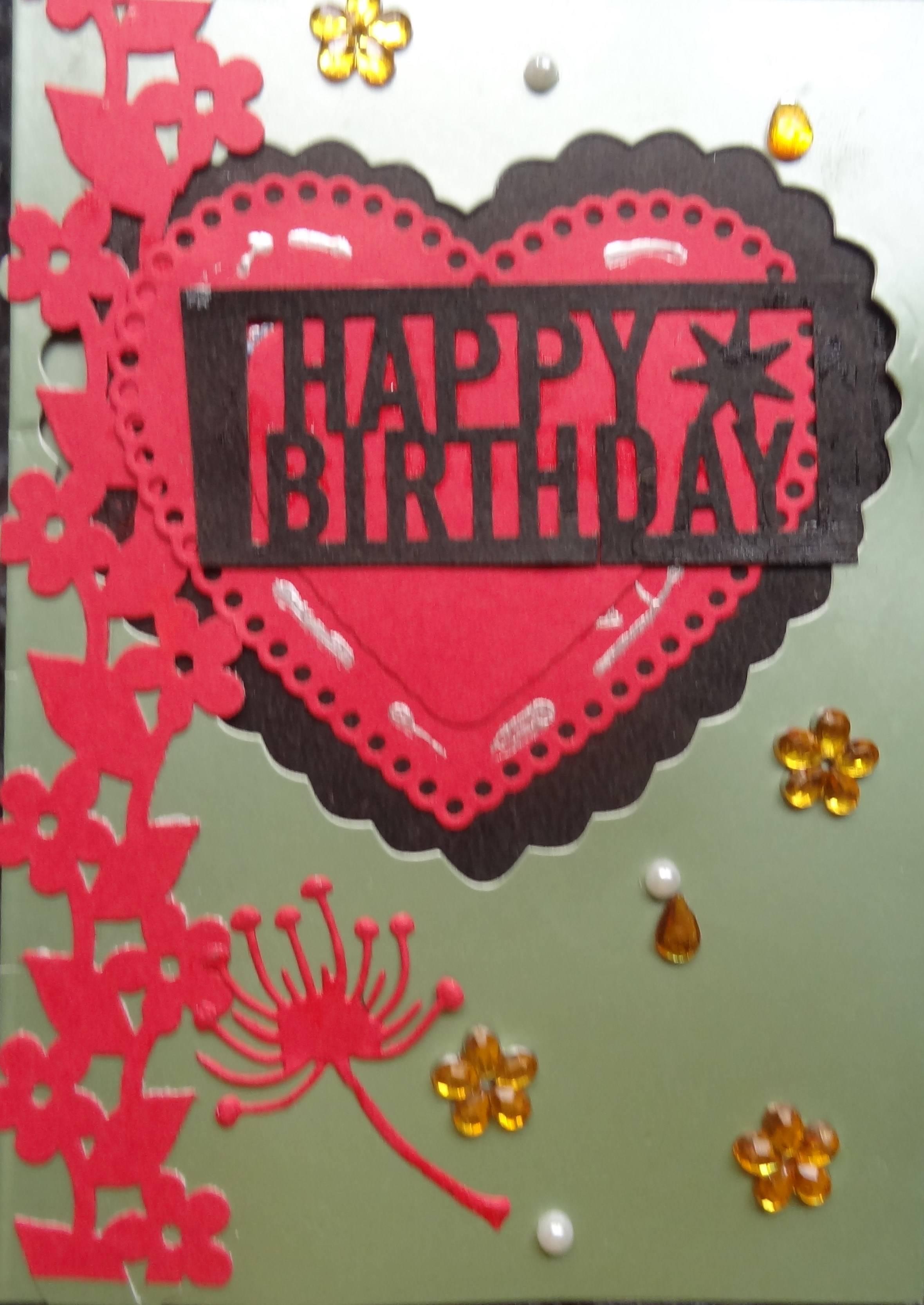 Buy Ethnic handmade birthday card ShipMyCardCom – Ethnic Birthday Cards
