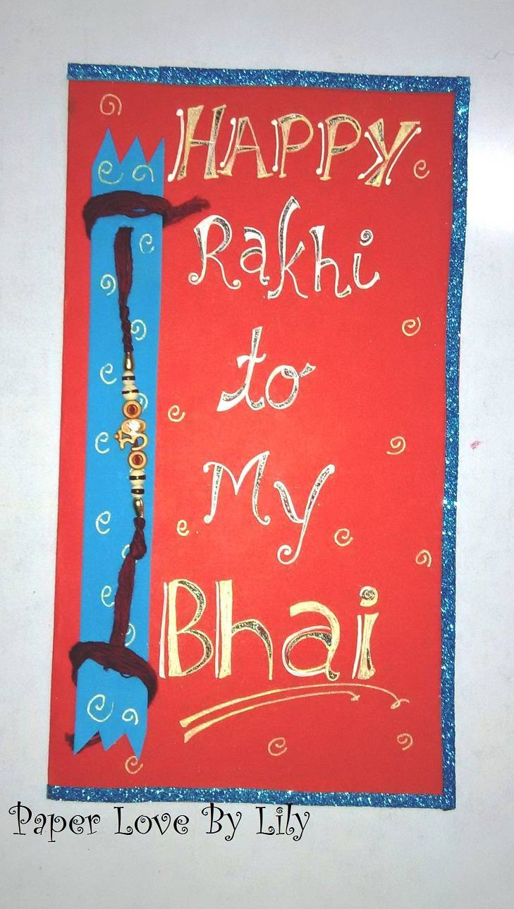 Buy_Happy Rakhi card