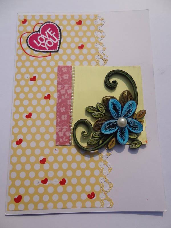 Buy_Love Floral card – 3
